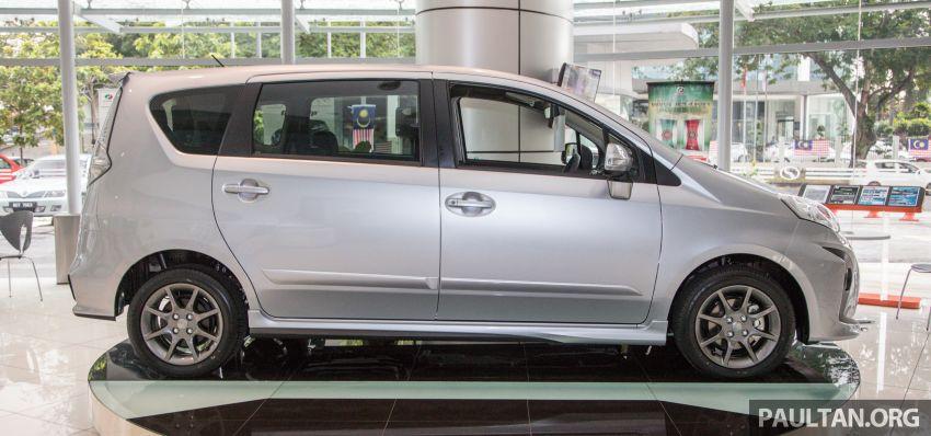 GALERI: Perodua Alza facelift – Advance dan SE Image #861393