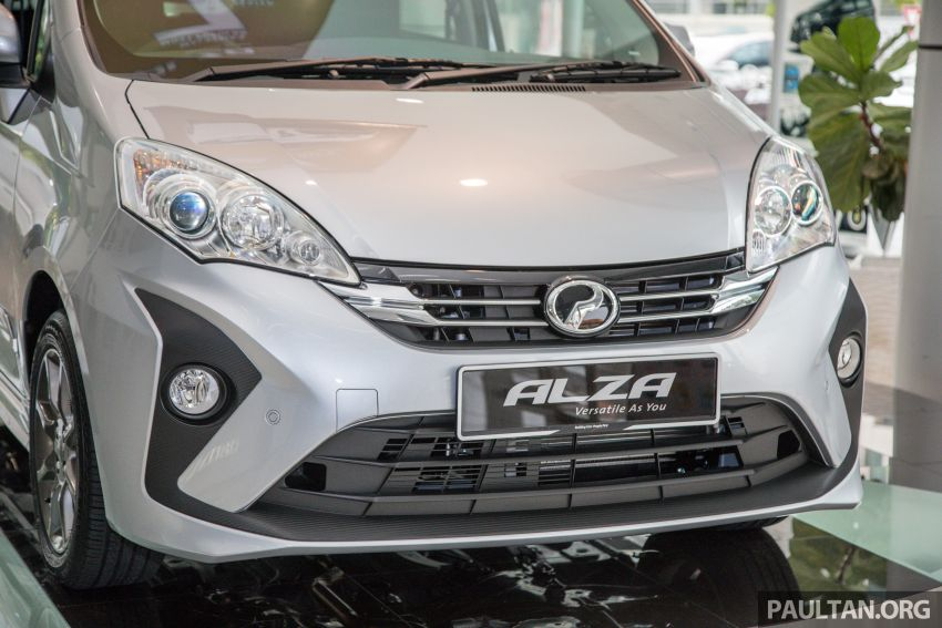 GALLERY: 2018 Perodua Alza facelift – Advance, SE Image #859730