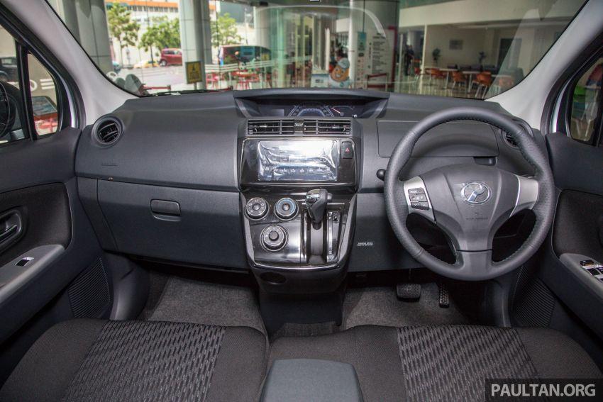 GALERI: Perodua Alza facelift – Advance dan SE Image #861401