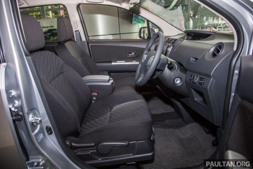 GALERI: Perodua Alza facelift – Advance dan SE Image #861406