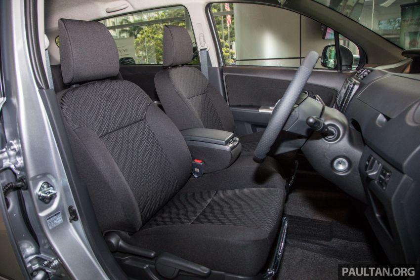 GALERI: Perodua Alza facelift – Advance dan SE Image #861408