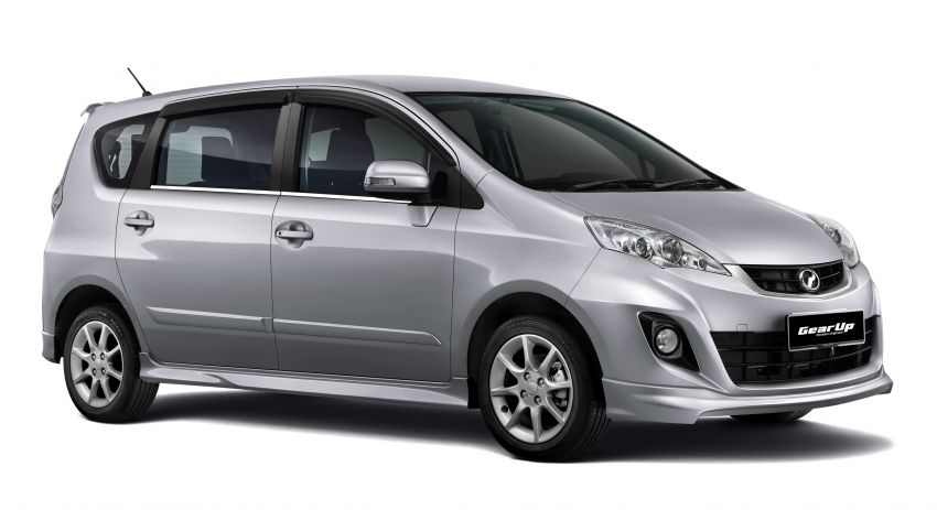 2018 Perodua Alza facelift introduced – from RM51k Image #857732