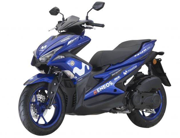 2018 Yamaha NVX 155 GP Edition on sale - RM10,606