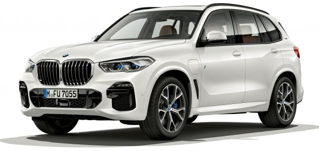 G20 BMW 330e and G05 X5 xDrive45e PHEVs not an absolute certainty
