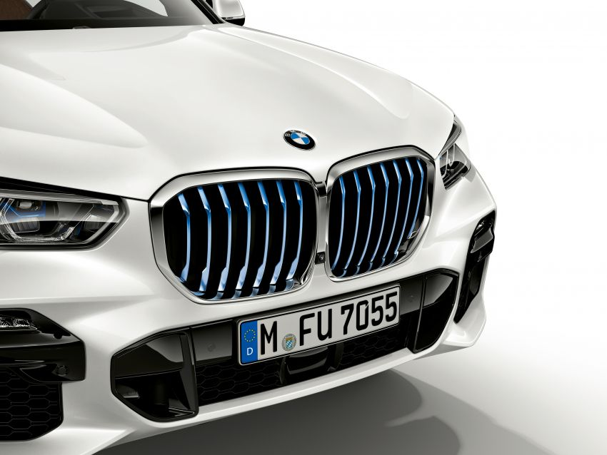 BMW X5 xDrive45e iPerformance plug-in hybrid announced – 2019 debut, 80 km pure electric range Image #858950