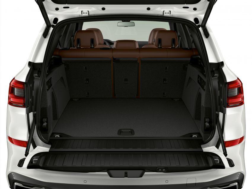 BMW X5 xDrive45e iPerformance plug-in hybrid announced – 2019 debut, 80 km pure electric range Image #858951