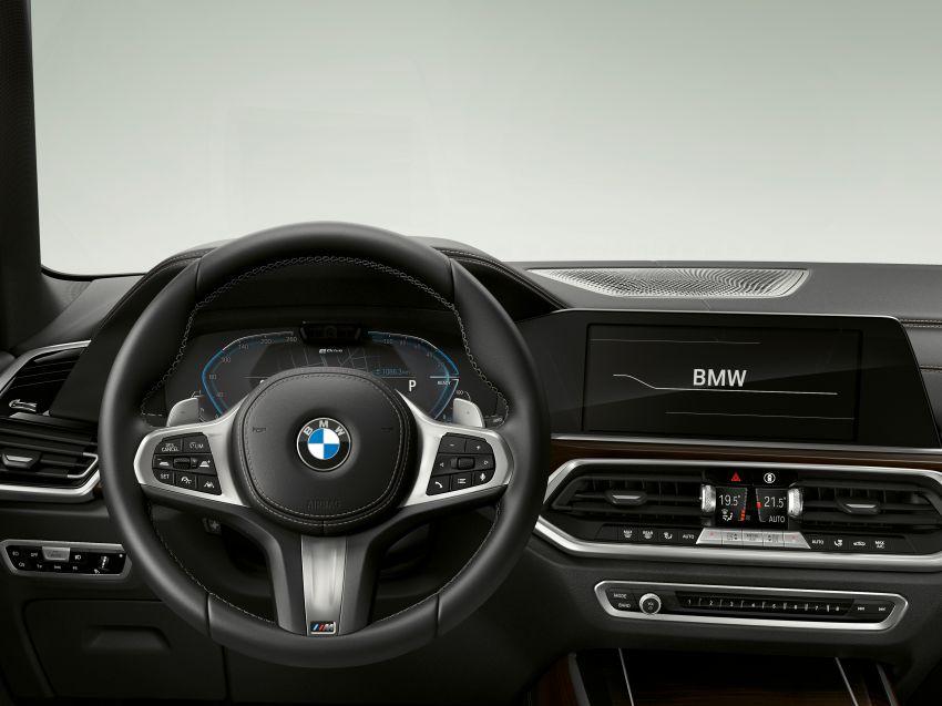 BMW X5 xDrive45e iPerformance plug-in hybrid announced – 2019 debut, 80 km pure electric range Image #858954