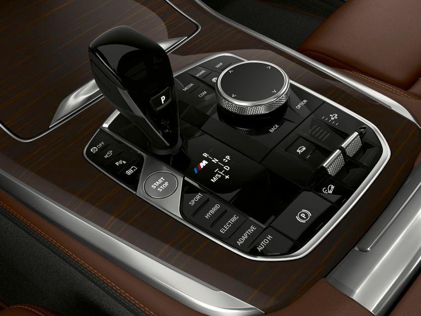 BMW X5 xDrive45e iPerformance plug-in hybrid announced – 2019 debut, 80 km pure electric range Image #858955