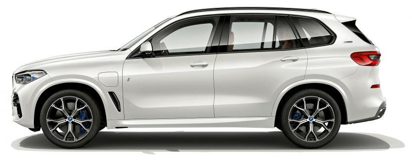 BMW X5 xDrive45e iPerformance plug-in hybrid announced – 2019 debut, 80 km pure electric range Image #858941