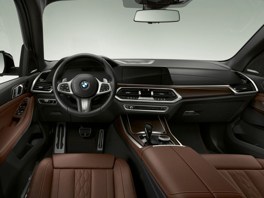 BMW X5 xDrive45e iPerformance plug-in hybrid announced – 2019 debut, 80 km pure electric range Image #858945