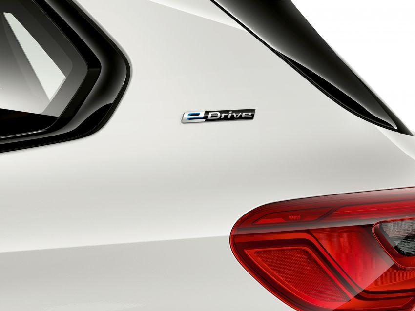 BMW X5 xDrive45e iPerformance plug-in hybrid announced – 2019 debut, 80 km pure electric range Image #858949