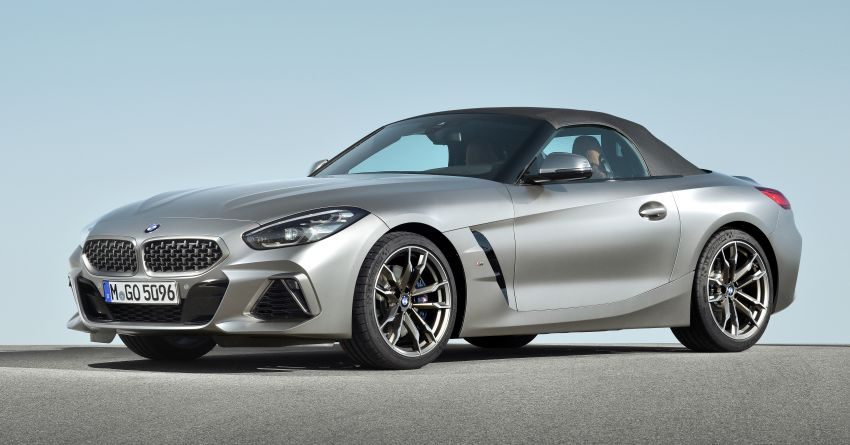 2019 G29 BMW Z4 – full details released, three variants Image #862763