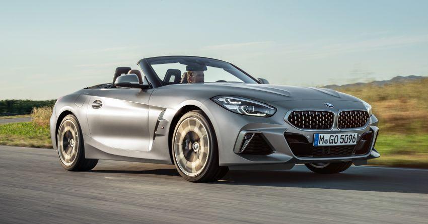 2019 G29 BMW Z4 – full details released, three variants Image #862775