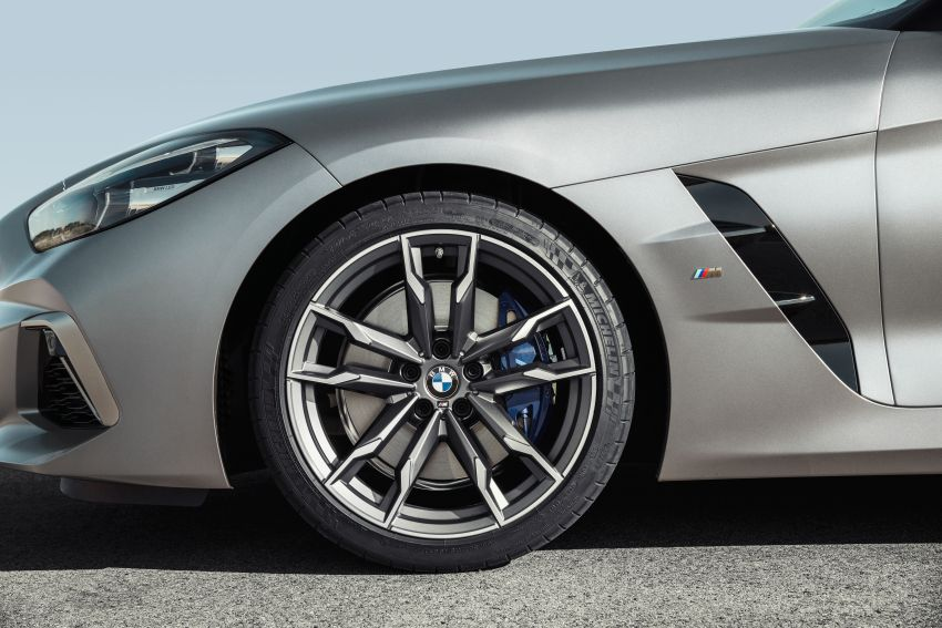 2019 G29 BMW Z4 – full details released, three variants Image #862776