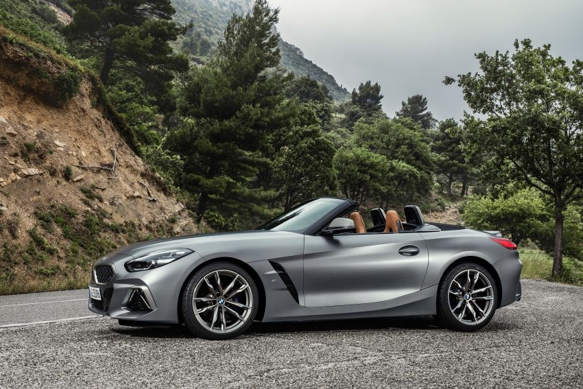 2019 G29 BMW Z4 – full details released, three variants Image #862778