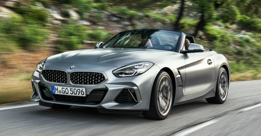 2019 G29 BMW Z4 – full details released, three variants Image #862779