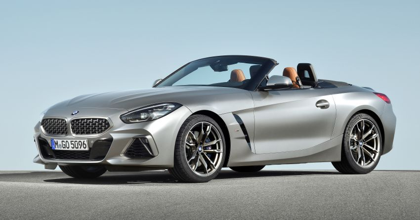 2019 G29 BMW Z4 – full details released, three variants Image #862764
