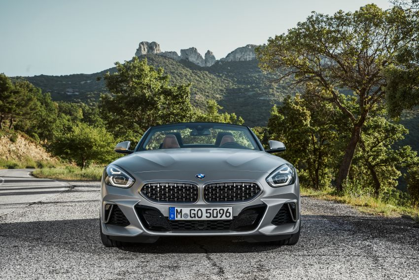 2019 G29 BMW Z4 – full details released, three variants Image #862785