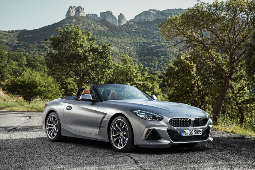 2019 G29 BMW Z4 – full details released, three variants Image #862787