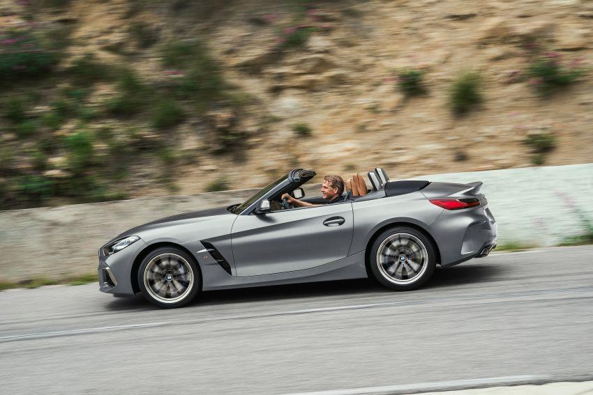 2019 G29 BMW Z4 – full details released, three variants Image #862793