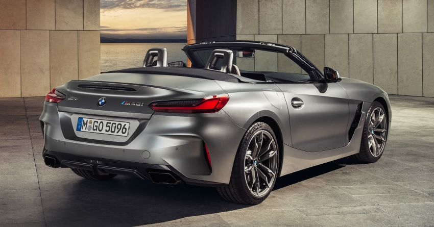 2019 G29 Bmw Z4 World Blogs