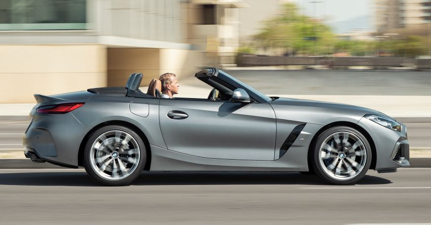 2019 G29 BMW Z4 – full details released, three variants Image #862801