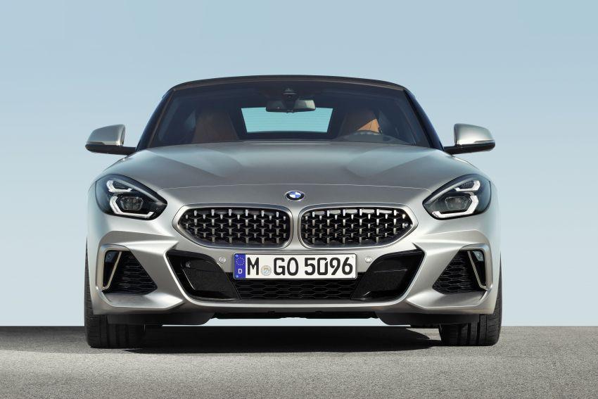 BMW Z4 G29 2019 – info penuh didedah, tiga varian Image #863012