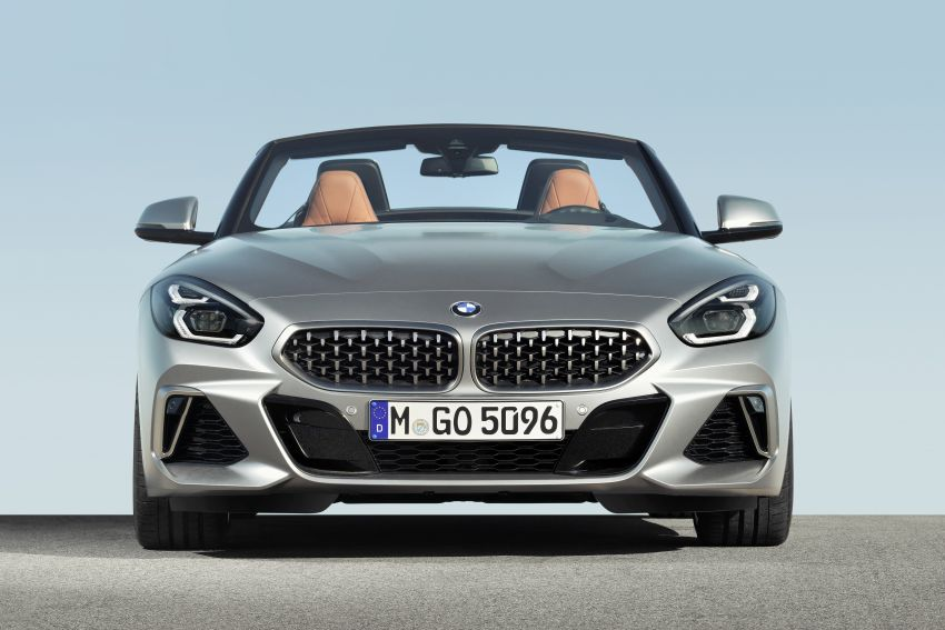2019 G29 BMW Z4 – full details released, three variants Image #862766