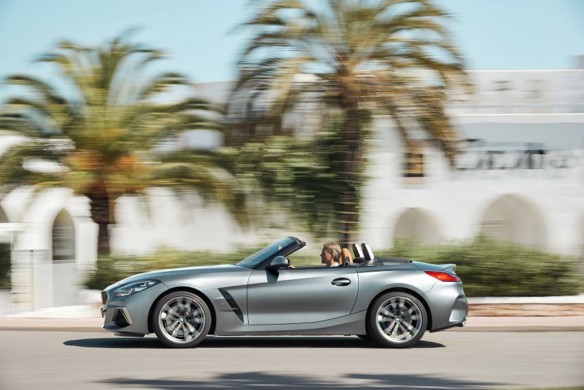 2019 G29 BMW Z4 – full details released, three variants Image #862805