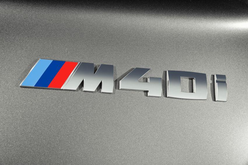 BMW Z4 G29 2019 – info penuh didedah, tiga varian Image #863061
