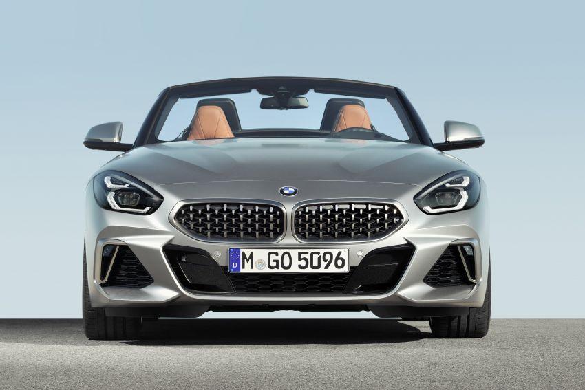 BMW Z4 G29 2019 – info penuh didedah, tiga varian Image #863013