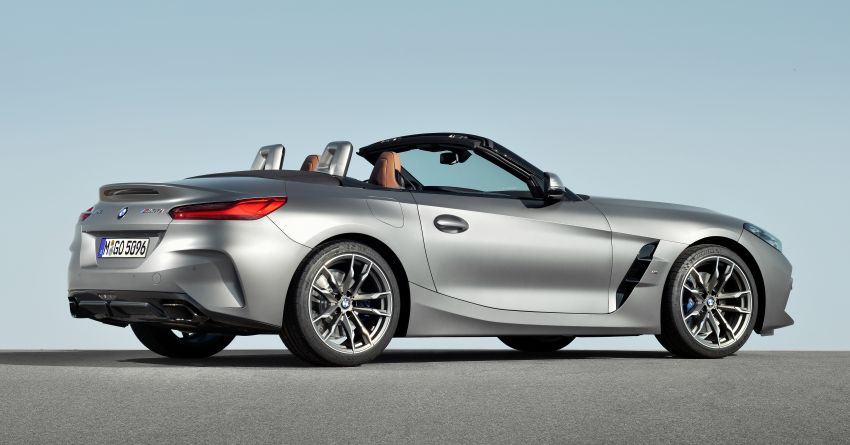 2019 G29 BMW Z4 – full details released, three variants Image #862767