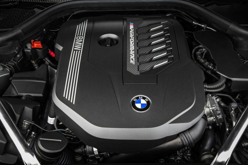 BMW Z4 G29 2019 – info penuh didedah, tiga varian Image #863070