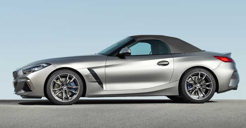2019 G29 BMW Z4 – full details released, three variants Image #862768
