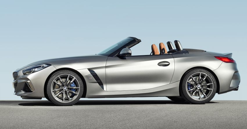 2019 G29 BMW Z4 – full details released, three variants Image #862769