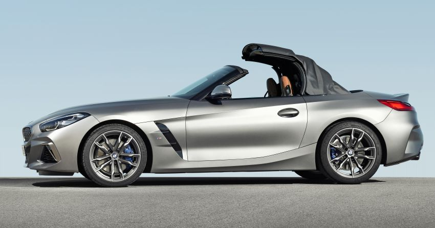 2019 G29 BMW Z4 – full details released, three variants Image #862770