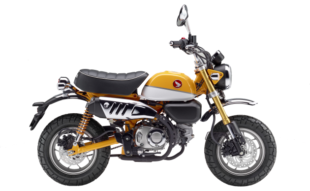 2019 Honda Monkey Mini Bike In Malaysia Rm13 999 Paultan Org