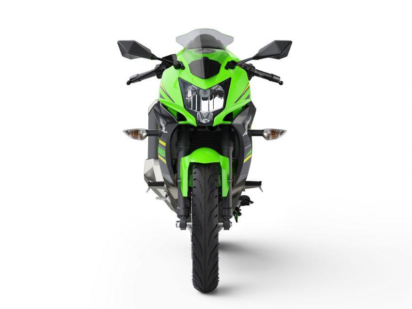 2019 Kawasaki Ninja 125 and Z125 video teaser – European launch at Intermot, Germany, this October Image #859882
