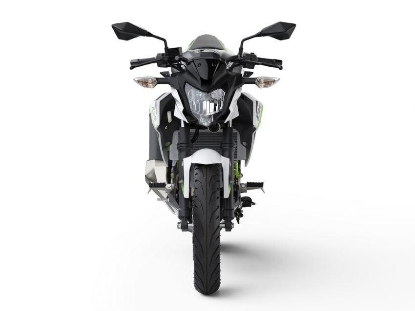 2019 Kawasaki Ninja 125 and Z125 video teaser – European launch at Intermot, Germany, this October Image #859881