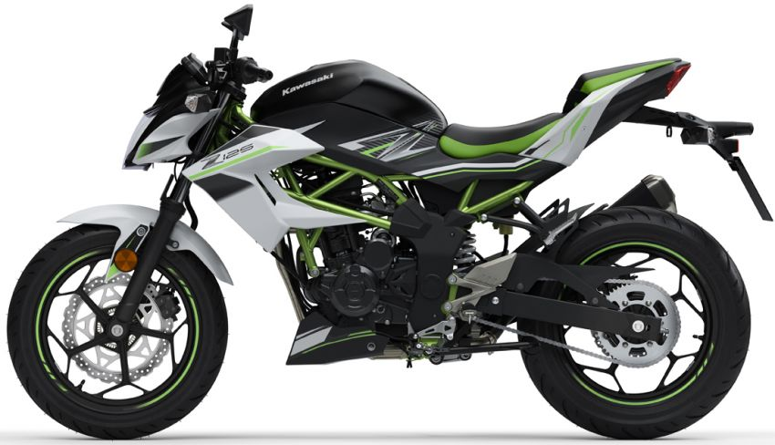 2019 Kawasaki Ninja 125 and Z125 video teaser – European launch at Intermot, Germany, this October Image #859877