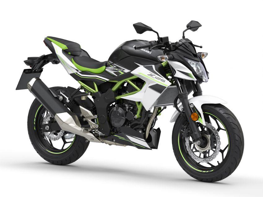 2019 Kawasaki Ninja 125 and Z125 video teaser – European launch at Intermot, Germany, this October Image #859876