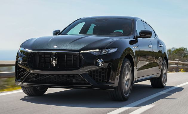 2019 maserati levante s now in malaysia, fr. rm789k