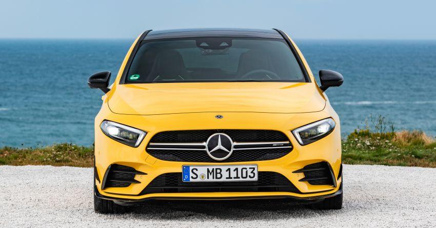 Mercedes-AMG A35 4Matic debuts – 306 hp, 400 Nm! Image #862368