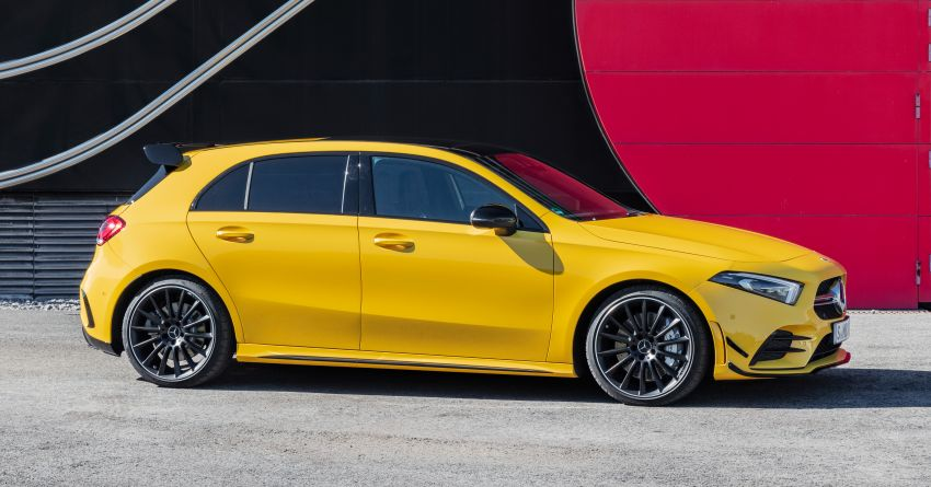 Mercedes-AMG A35 4Matic debuts – 306 hp, 400 Nm! Image #862392