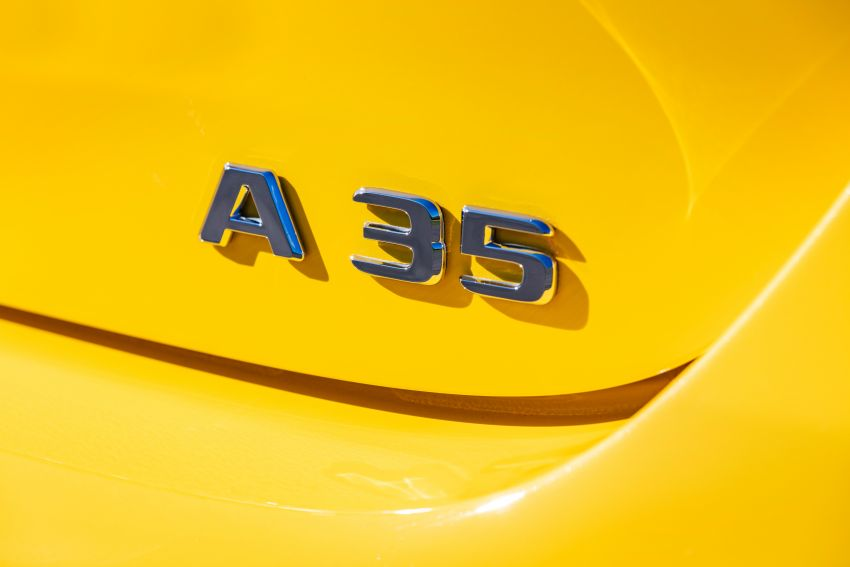 Mercedes-AMG A35 4Matic debuts – 306 hp, 400 Nm! Image #862394