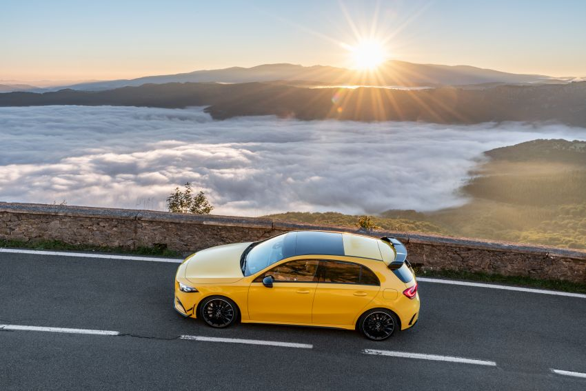 Mercedes-AMG A35 4Matic debuts – 306 hp, 400 Nm! Image #862399