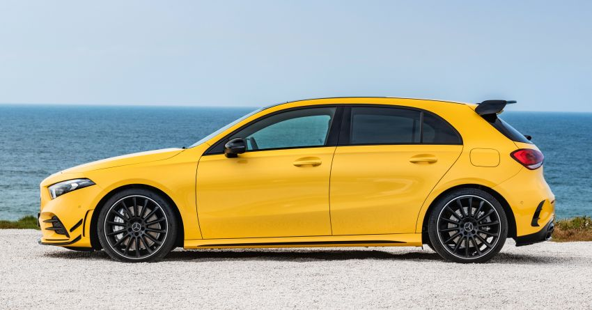 Mercedes-AMG A35 4Matic debuts – 306 hp, 400 Nm! Image #862370