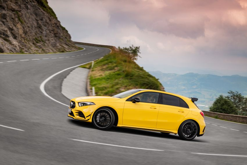 Mercedes-AMG A35 4Matic debuts – 306 hp, 400 Nm! Image #862373