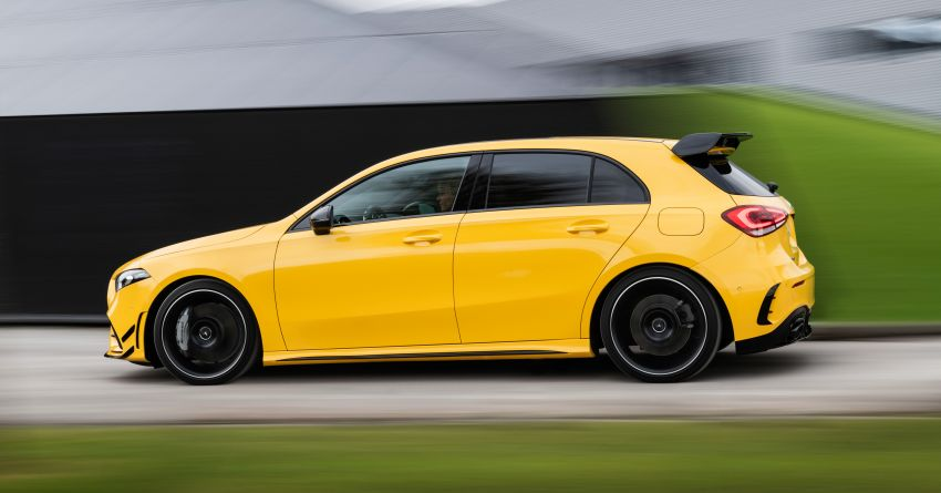 Mercedes-AMG A35 4Matic debuts – 306 hp, 400 Nm! Image #862374