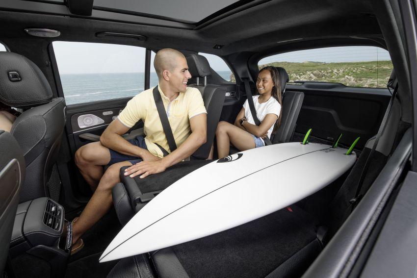 Mercedes-Benz GLE W167 diperkenal dengan pilihan enjin hibrid ringkas 48V enam silinder, sistem baru Image #859996